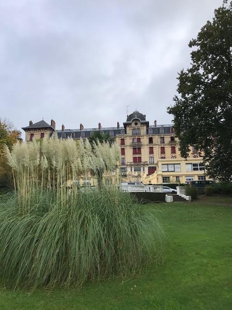 chateau hotel nature