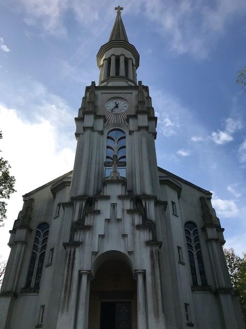 église visite ville